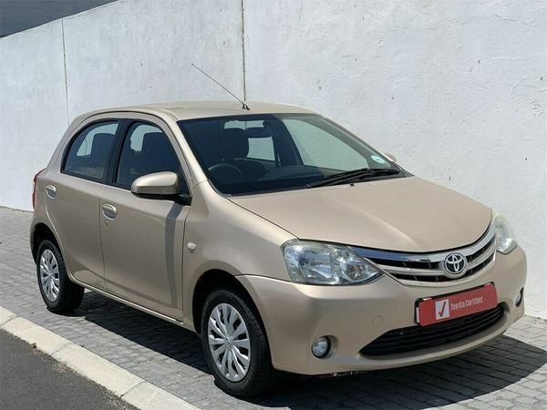 2016 Toyota Etios 1.5 Xs 5dr  Western Cape Table View_0