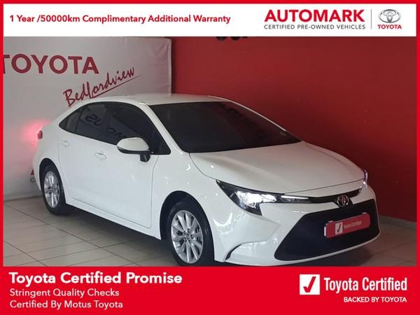 2020 Toyota Corolla 1.8 XS CVT Gauteng Edenvale_0