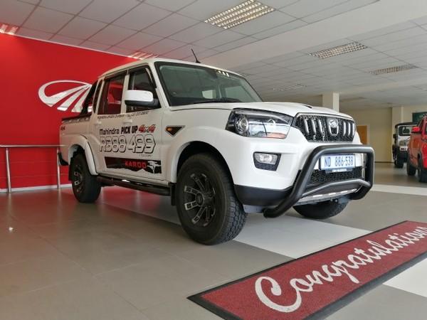2020 Mahindra PIK UP 2.2 mHAWK S10 4X4 PU DC Kwazulu Natal Durban_0