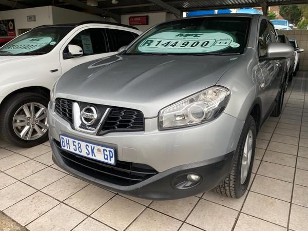 2011 Nissan Qashqai 1.6 Acenta  Gauteng Krugersdorp_0