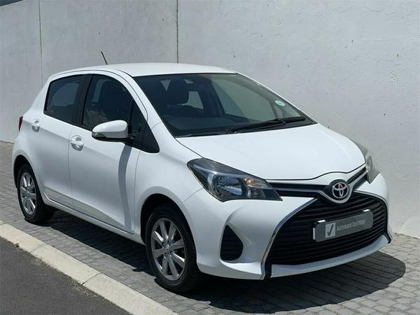 2015 Toyota Yaris 1.3 5-Door Western Cape Table View_0