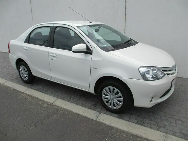 2013 Toyota Etios 1.5 Xs  Western Cape Table View_0