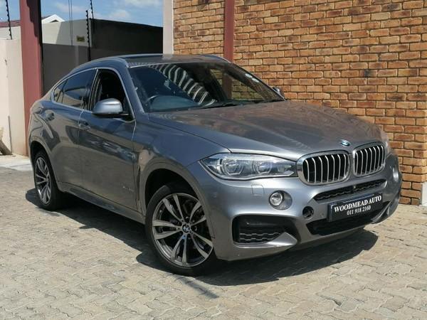 2016 BMW X6 BMW X6 XDRIVE 40d  Gauteng Boksburg_0