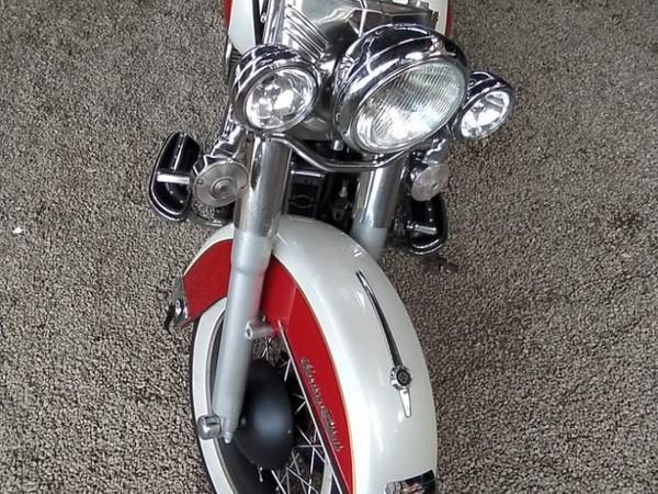 2007 Harley Davidson Heritage  Softail Classic North West Province Klerksdorp_0