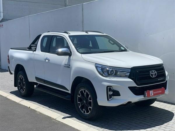 2020 Toyota Hilux 2.8 GD-6 RB Legend 4x4 Auto PU ECab Western Cape Table View_0