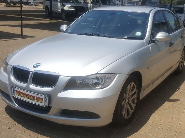 2006 BMW 3 Series 320i At e90  Gauteng Pretoria_0