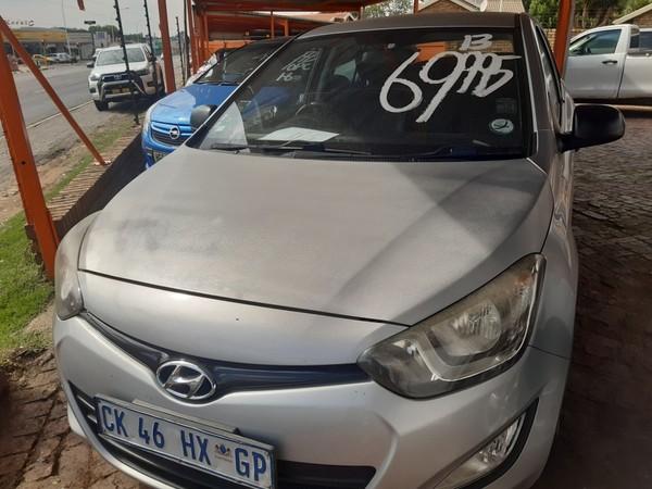 2013 Hyundai i20 1.4  Gauteng Boksburg_0