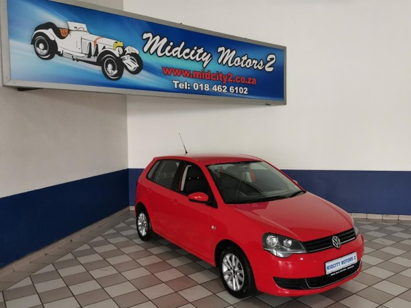 2014 Volkswagen Polo Vivo GP 1.4 Trendline 5-Door North West Province Klerksdorp_0