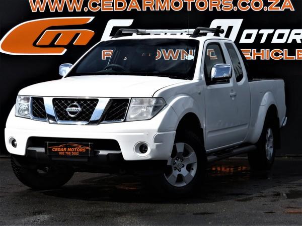 2013 Nissan Navara 2.5 Dci Xe Kcab 4x4 Pu Sc  Gauteng Johannesburg_0