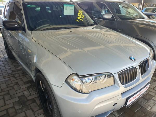 2010 BMW X3 Xdrive20d M-sport At  Free State Bloemfontein_0