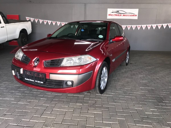 2006 Renault Megane Ii 1.6 Shake It 3dr  North West Province Hartbeespoort_0