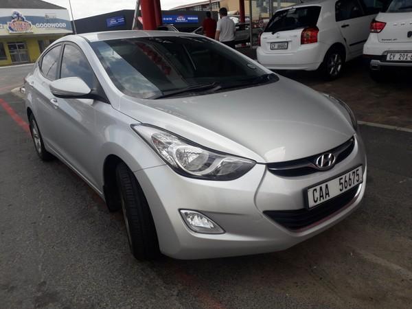 2012 Hyundai Elantra 1.6 Gls  Western Cape Goodwood_0