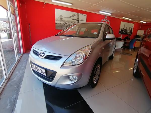 2010 Hyundai i20 1.4  Western Cape Parow_0