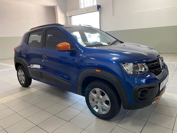 2019 Renault Kwid 1.0 Climber 5-Door Kwazulu Natal Richards Bay_0