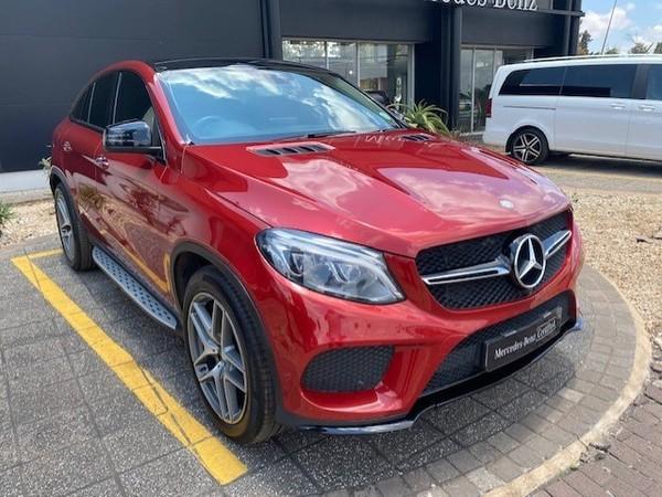2016 Mercedes-Benz GLE-Class 350d 4MATIC Mpumalanga Witbank_0