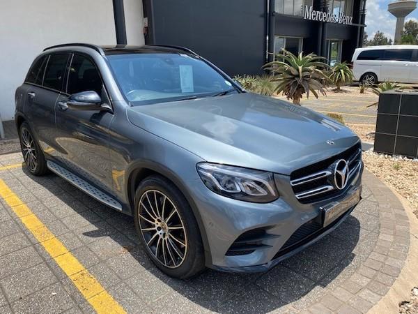 2018 Mercedes-Benz GLC 250d AMG Mpumalanga Witbank_0