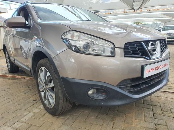 2011 Nissan Qashqai 2.0 Acenta  Free State Bloemfontein_0