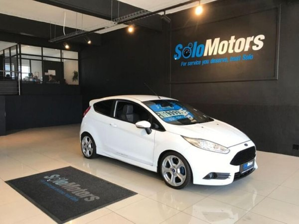 2014 Ford Fiesta ST 1.6 Ecoboost GDTi Western Cape Goodwood_0