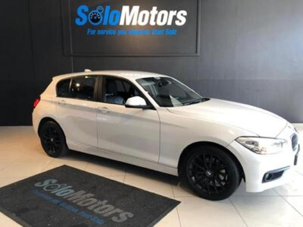 2015 BMW 1 Series 120i 5DR f20 Western Cape Goodwood_0