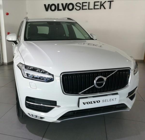 2017 Volvo XC90 D4 Momentum Free State Bloemfontein_0