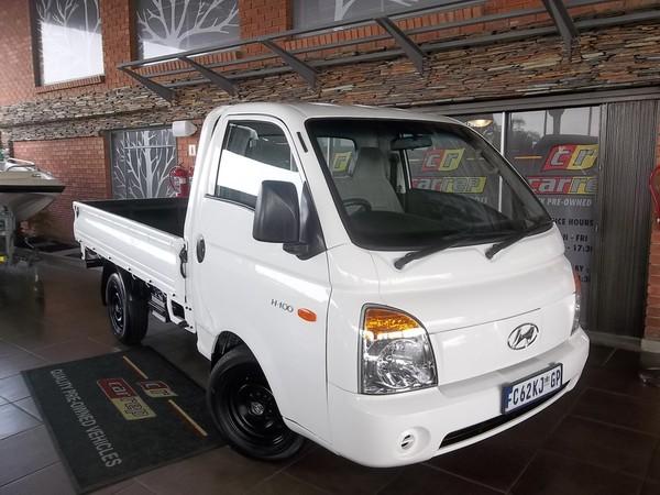 2012 Hyundai H100 Bakkie 2.6d Fc Ds  Gauteng Boksburg_0