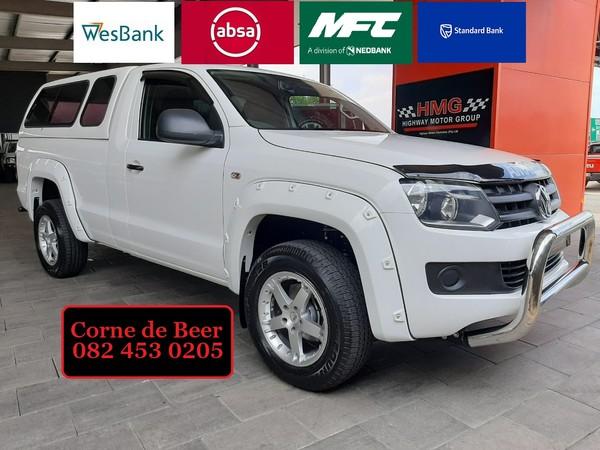 2014 Volkswagen Amarok 2.0tdi 103kw Sc Pu  North West Province Klerksdorp_0