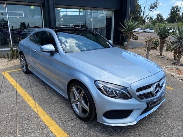 2017 Mercedes-Benz C-Class C220d AMG Coupe Auto Mpumalanga Witbank_0
