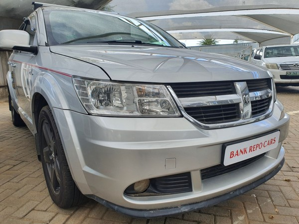 2009 Dodge Journey 2.0 Crd Rt At  Free State Bloemfontein_0