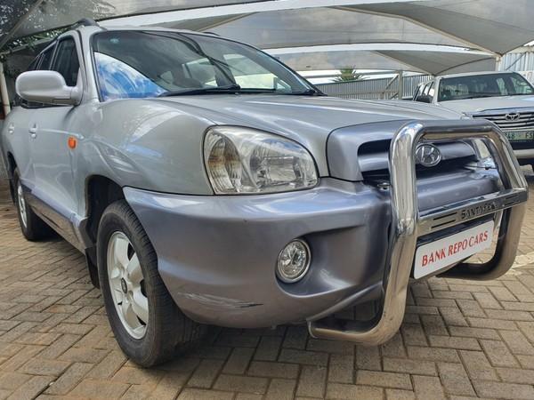 2006 Hyundai Santa Fe 2.7 Gls At  Free State Bloemfontein_0