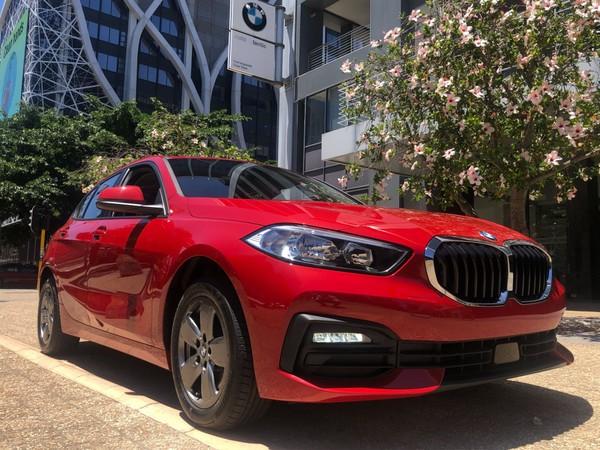 2020 BMW 1 Series 118i Auto F40 Western Cape Cape Town_0