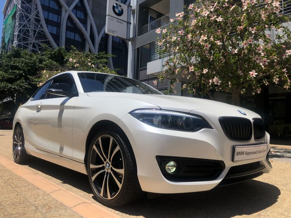 2020 BMW 2 Series 220i Sport Line Shadow Edition Auto F22 Western Cape Cape Town_0
