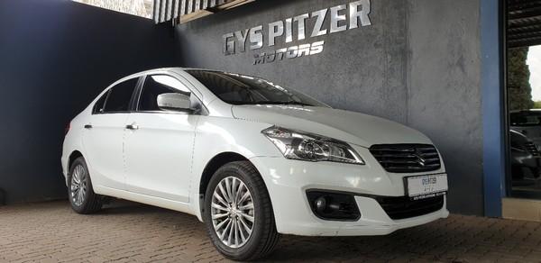 2017 Suzuki Ciaz 1.4 GLX Gauteng Pretoria_0