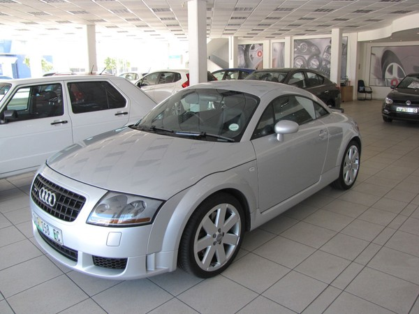2005 Audi TT 3.2 Quattro Coupe At  Eastern Cape Port Elizabeth_0