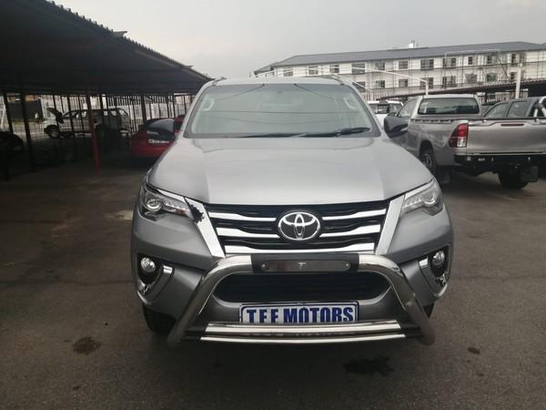 2016 Toyota Fortuner 2.4GD-6 RB Gauteng Sandton_0