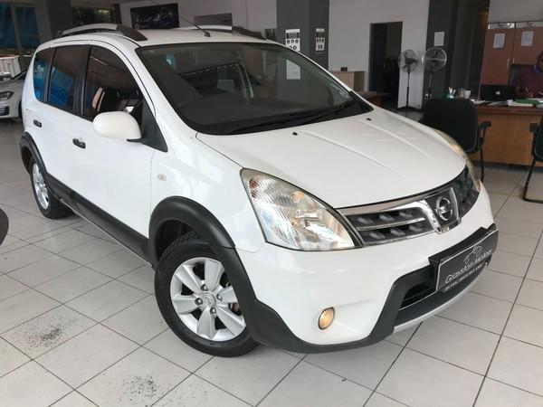 2009 Nissan Livina 1.6 Acenta X-gear  Gauteng Sandton_0