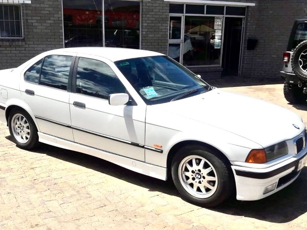 1998 BMW 3 Series 328i At e36  Western Cape Plumstead_0