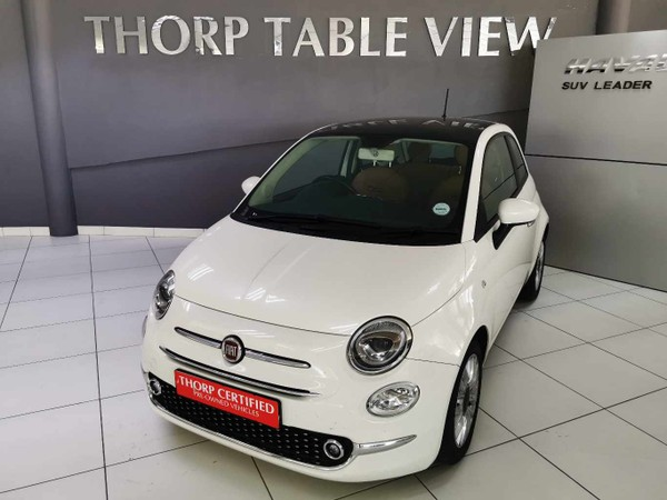 2017 Fiat 500 900T Twinair Pop Star Western Cape Table View_0