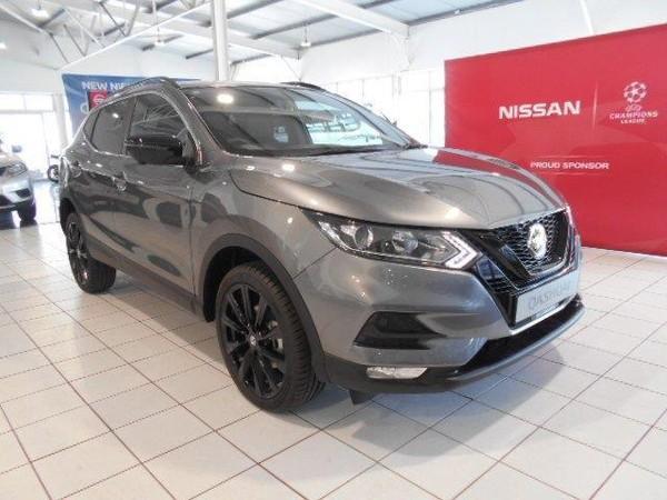 2021 Nissan Qashqai 1.2T Midnight CVT Western Cape Cape Town_0