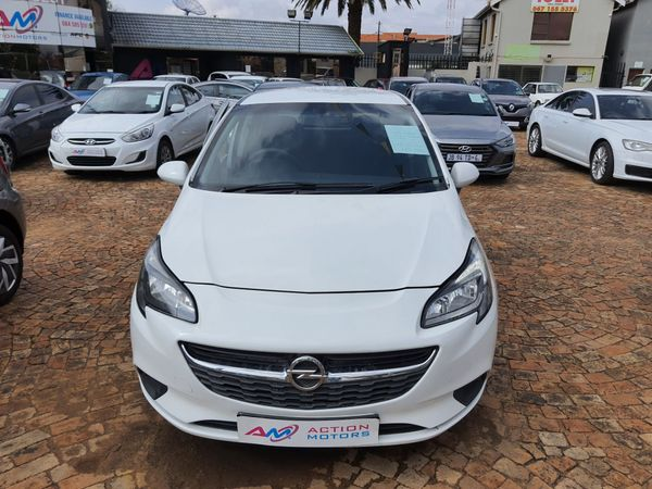 2018 Opel Corsa 1.0T Cosmo 5-Door Gauteng Lenasia_0