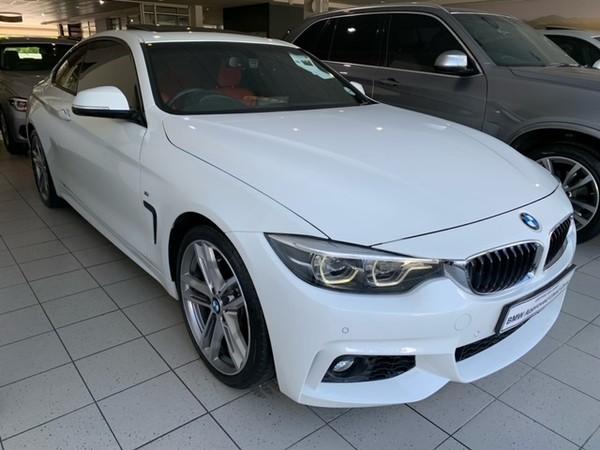 2019 BMW 4 Series 440i Coupe M Sport Auto Western Cape Claremont_0