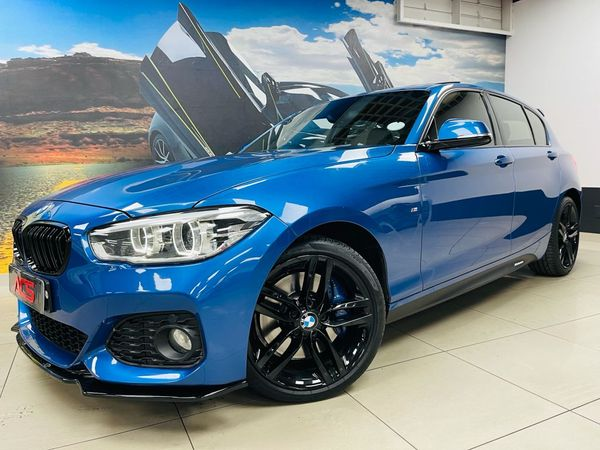 2016 BMW 1 Series 125i M SPORT MANUAL F20 5DOOR 56000KMS SUNROOF  Gauteng Benoni_0
