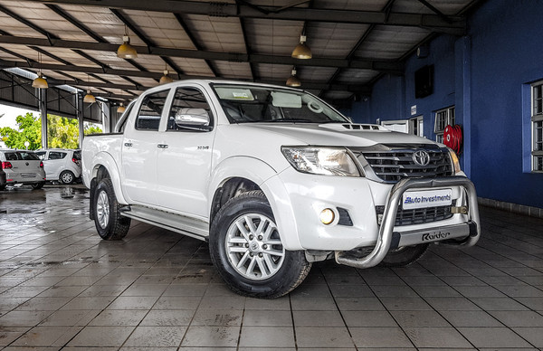 2014 Toyota Hilux 3.0 D-4d Raider Rb Pu Dc  Mpumalanga Middelburg_0