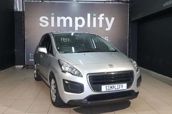 2016 Peugeot 3008 1.6 Vti Comfortactive  Gauteng Pretoria_0