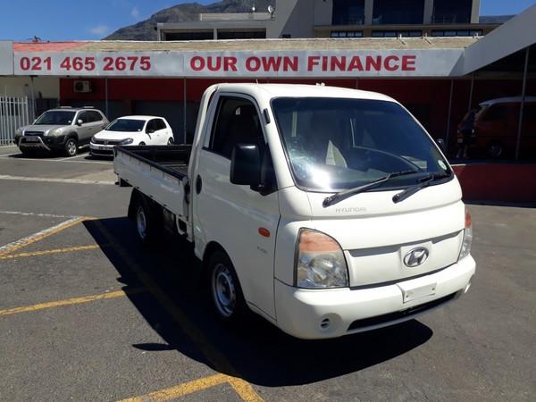 2011 Hyundai H100 Bakkie 2.5 Tci Fc Ds  Western Cape Cape Town_0