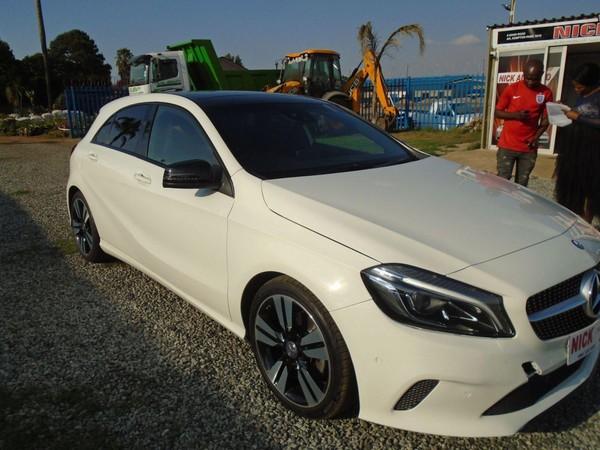 2016 Mercedes-Benz A-Class A 200 AMG Auto Gauteng Kempton Park_0