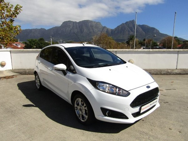2018 Ford Fiesta 1.0 Ecoboost Trend 5dr  Western Cape Claremont_0