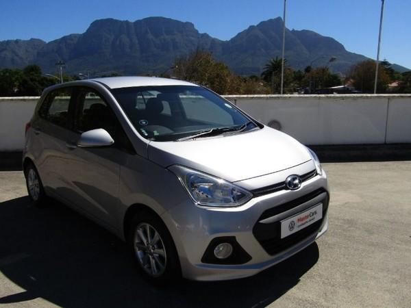 2015 Hyundai Grand i10 1.25 Fluid Western Cape Claremont_0