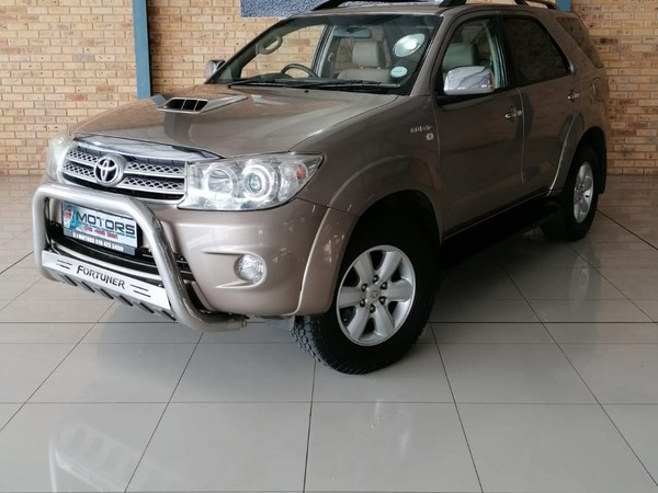 2010 Toyota Fortuner 3.0d-4d Rb  North West Province Orkney_0