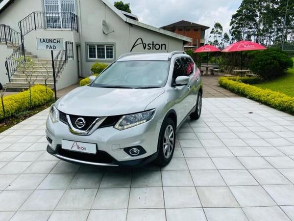 2015 Nissan X-Trail 2.5 SE 4X4 CVT T32 Kwazulu Natal Hillcrest_0