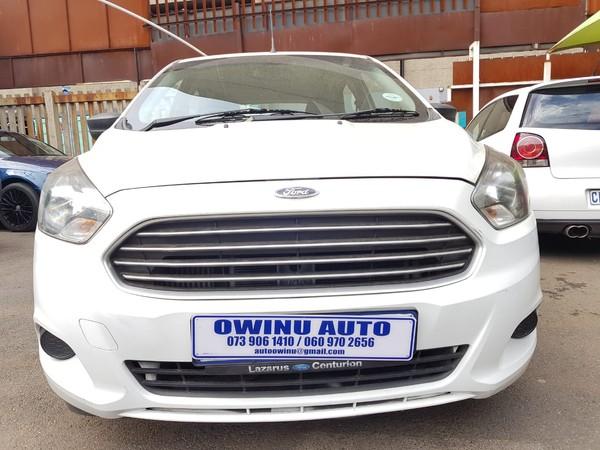 2017 Ford Figo 1.5 TDCi Ambiente 5-Door Gauteng Johannesburg_0